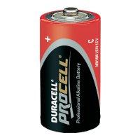 Alkalická baterie Duracell ProCell, malé mono, C