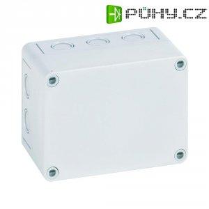 Instalační krabička Spelsberg TK PS 1313-7-m, (d x š x v) 130 x 130 x 75 mm, polystyren, šedá, 1 ks