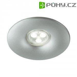 Vestavné LED osvětlení Aquila, 7,5 W, stříbrná/šedá/hliník (598304816)