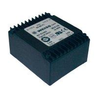 Plochý transformátor Weiss UI 39, 2x 115 V/2x 18 V, 2x 833 mA, 30 VA