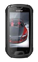 Aligátor RX430 eXtremo Dual SIM, black