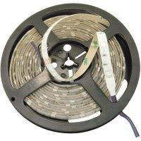 LED pás ohebný samolepicí 24VDC 51516413, 51516413, 5020 mm, zelená