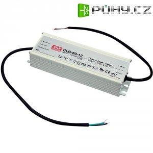 Vestavný spínaný síťový zdroj MeanWell CLG-60-12, 12 VDC, 60 W