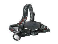 Svítilna čelovka LED 3W / 3xAAA, cree xpe
