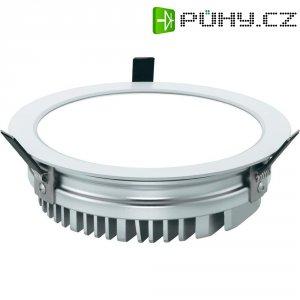 Vestavné světlo LED Downlight Sygonix Prato, 36 W, IP20, hliník, stříbrná/šedá
