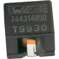 SMD vysokoproudá cívka Würth Elektronik HCI 744325550, 5,5 µH, 10 A, 1050
