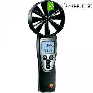 Vrtulkový anemometr testo 417, 0,3 - 20 m/s