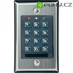 Kódová klávesnice, 12 - 24 V/AC/DC, 1kanálová