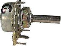 10k/G hřídel 4x15mm, potenciometr otočný