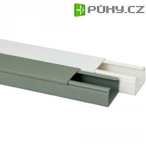 Elektroinstalační lišta Heidemann, 09966, 40x25 mm, 2 m, šedá