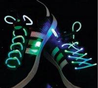 Tkaničky svítící LED zelené BASICXL BXL-SL13