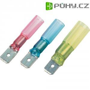 Plochý konektor - modrá