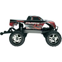 RC model Brushless Monstertruck Traxxas Stampede VXL, 1:10, 4WD, RtR 2.4 GHz