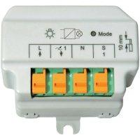Bezdrátový fázový stmívač HomeMatic, 91816, 1kanálový, 180 VA