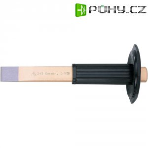 Plochý sekáč s ochrannou rukojetí Rennsteig Werkzeuge 381 240 1, 26 mm