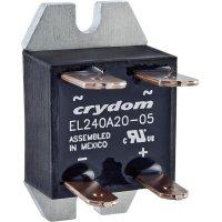 Elektronické zátěžové relé série EL Crydom EL240A5-12, 5 A