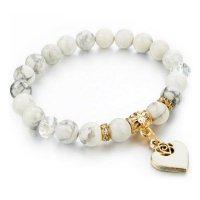 Šperk náramek Eternal - Bílá