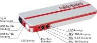 Systém pro rychlé startování auta Dino KRAFTPAKET 136102