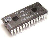 TDA4650 - PAL/SECAM/NTSC dekodér, DIL28