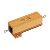 Rezistor ATE Electronics, 10 Ω, 5 %, axiální vývody, 50 W, 5 %