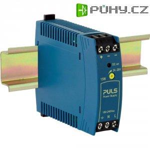 Zdroj na DIN lištu PULS MiniLine ML15.241, 0,63 A, 24 V/DC