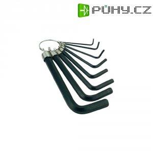 Kapesní sada imbusových klíčů Brüder Mannesmann, 8 velikostí