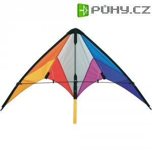 Sportovní řiditelný drak HQ Calypso II Rainbow, 1100 mm