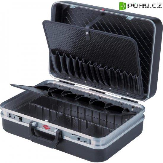 Kufr na nářadí Knipex Standard 00 21 20 LE, 480 x 175 x 370 mm - Kliknutím na obrázek zavřete
