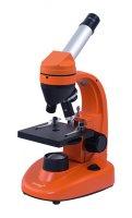 Mikroskop LEVENHUK RAINBOW 50L NG oranžová