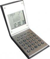 Kalkulačka+hodiny+budík