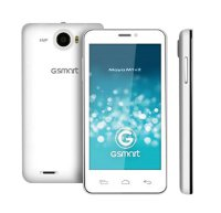 """Telefon GIGABYTE GSMART MAYA M1v2, 4.5"""", bílý"""