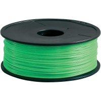 Náplň pro 3D tiskárnu, Renkforce ABS175V1, ABS, 1,75 mm, 1 kg, světle zelená