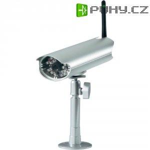 Bezdrátová venkovní kamera, 2,4GHz, rozlišení 360 TVL, IP44