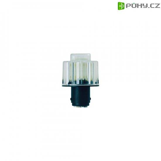 LED lampa Werma Signaltechnik 956.100.75, BA 15d, 24 V/DC, červená - Kliknutím na obrázek zavřete