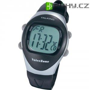 Digitální náramkové hodinky WA-9910, německy mluvící