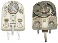 Trimr TP010,TP110 - 150R (TP011,TP111)