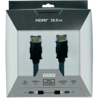 HDMI kabel Sound & Image High Speed s Ethernetem 20 m