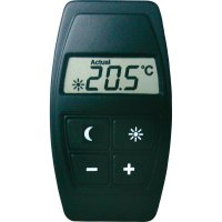 Bezdrátové dálkové ovládání pro termostatickou hlavici