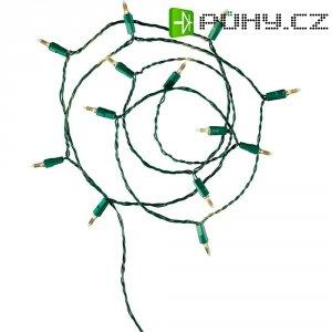Vnitřní mini vánoční řetěz Polarlite, 50 LED, 7,35 m, teplá bílá