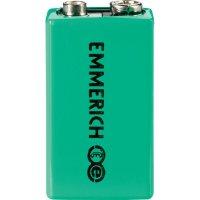 Akumulátor Emmerich 9V, NiMH, 160 mAh