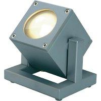 Venkovní svítidlo SLV Cubix 1, 25 W, šedá