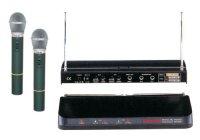 Mikrofon bezdrátový WR202R+2xVXM286TS