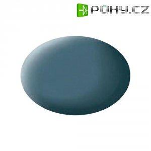 Airbrush barva Revell Aqua Color, 18 ml, modrá/šedá matná
