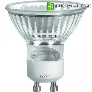 Halogenová žárovka Sygonix, GU10, 50 W, 51 mm, stmívatelná, teplá bílá