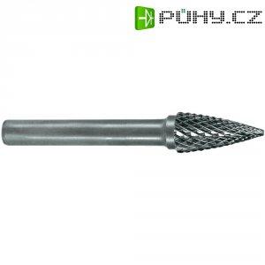 Rotační pilník Ruko, 116049, tvar G, lomený oblouk, 3 mm