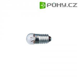Žárovka Barthelme pro osvětlení stupnice, E 5.5, 6 V, 0,48 W, 80 mA, čirá