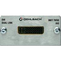 DVI-I Dual-Link Oehlbach PRO IN, s připojovacím kabely