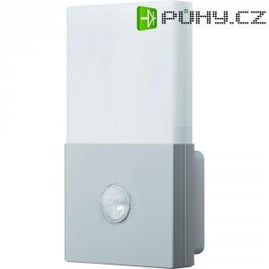 Venkovní LED osvětlení s detektorem pohybu Osram Noxlite LED Wall, 6 W, IP44