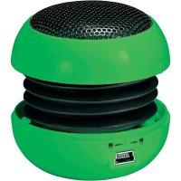 Reproduktor Soundball, zelený
