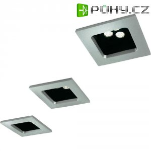 Vestavné LED osvětlení Philips Stardust, 3x 7,5 W, stříbrná/šedá/hliník (579724816)